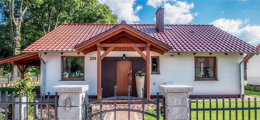 Dom bez garażu